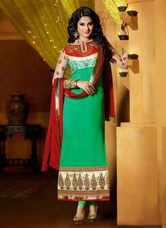 Different Types Of Unique Pakistani Salwar Kameez Styles - Sari Info