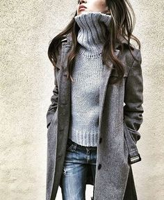 Source by livinginteriordesign outfits casual chilly Look Fashion, Fashion Outfits, Womens Fashion, Fashion Trends, Fashion Tips, Fall Winter Outfits, Autumn Winter Fashion, Winter Style, Winter Mode
