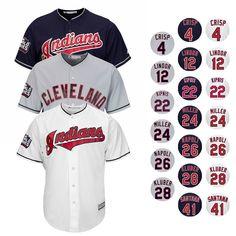 c65a73f03 Cleveland Indians Baseball Jerseys - Cheap  ClevelandIndians Dodgers