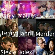 Shipp's Grey's Anatomy.❤