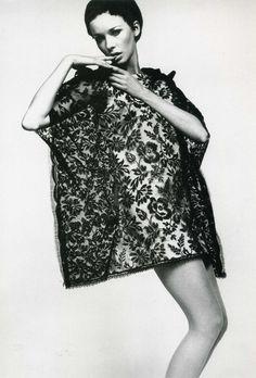 60's Fashion #lace