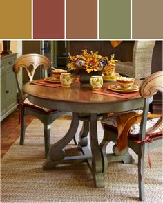 Marchella Dining Table - Sage Designed By Pier 1 Imports via Stylyze