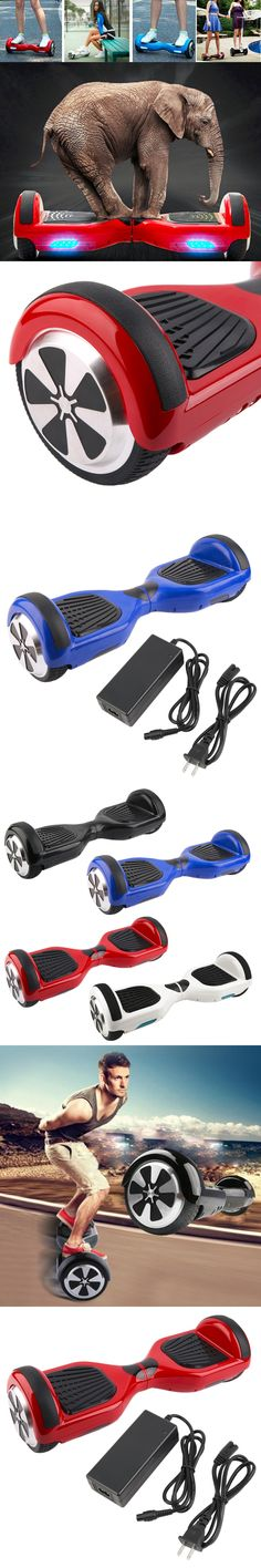 (DE USA Stock) SMARTMEY UL Certificated 6.5 inch Hoverboard Electric Self Balancing Scooter Smart Overboard 2 Wheels Hover Board