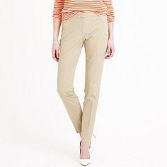 Tall Maddie pant in bi-stretch cotton