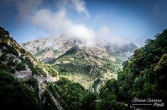 https://flic.kr/p/J7vAiQ | Desfiladero de los Beyos | Tomada en Asturias, España