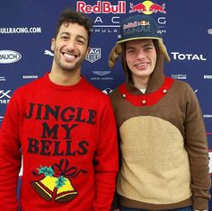 Daniel Ricciardo and Max Verstappen Jackie Stewart, Alain Prost, Red Bull Racing, F1 Racing, Grand Prix, Gp F1, Daniel Ricciardo, Formula E, Thing 1