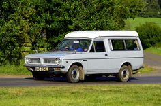 1973 Morris Marına  Camper  254 L