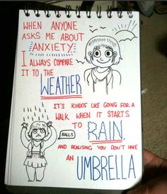 Distractify | FINALLY. Someone Explained Anxiety Perfectly For Those Who Don't Understand It.