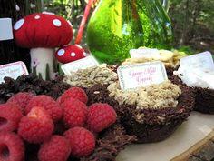 Kate Landers Events, LLC: Woodland Fairy Birthday Party