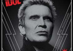 Billy Idol sets 'Kings & Queens Of The Undergound' for Oct 21st
