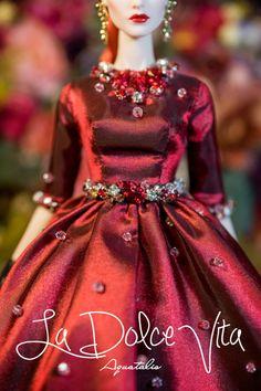 La Dolce Vita - Dress for Fashion Royalty & 12'' fashion Doll - Special Edition