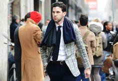 Street Style: Milan Fashion Week #mfw