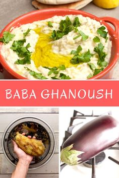 This Baba Ghanoush Is Authentic, Smoky and Delicious