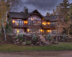 Traditional Lake Home Design, Pictures, Remodel, Decor and Ideas - page 11