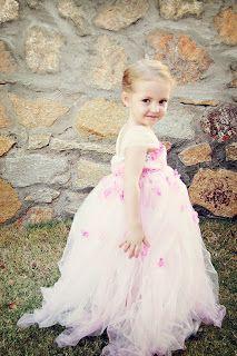Babblings & More- DIY Princess Dress