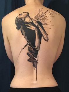 Tattoos for ladies – vogue coiffure. - Tattoos for Couples,Tattoos for Women Form Tattoo, Shape Tattoo, 1 Tattoo, Dancer Tattoo, Back Tattoos, New Tattoos, Body Art Tattoos, Girl Tattoos, Tatoos