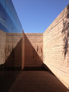 Rick Joy, rammed earth