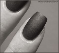 How to clean up your cuticles after polishing your nails so they look nice.  I definitely need to try this.