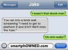 Nerds lol....