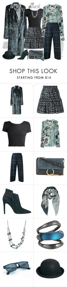 """""""Be Different"""" by ysmn-pan ❤ liked on Polyvore featuring Ann Demeulemeester, Dolce&Gabbana, Violeta by Mango, Stephan Schneider, Chloé, GUESS, Valentino, Kenneth Cole, Alexis Bittar and ASOS"""