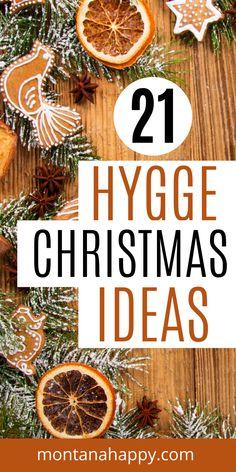 21 Hygge Christmas Ideas