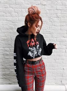 70 hipster outfits for you this winter 50 Hipster Outfits, Grunge Outfits, Edgy Outfits, Mode Outfits, Fashion Outfits, Fashion Trends, Grunge Clothes, Womens Fashion, Pastel Goth Outfits