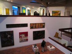 Museo de Arte Moderno de Bogotá (MAMBO), Colombia - Rogelio Salmona - © Pedro Felipe, bajo licencia CC BY-SA 3.0