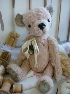 Tatty Ted Pattern from Luvly Bears by LuvlyBearsandthings on Etsy, $15.00