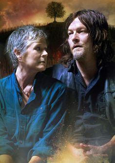 do Daryl e Carol hook up a piedi morti sito di incontri locali in Germania
