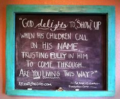 Are you trusting God to come through in your life? http://www.relentlessgod.com/  #Quotes #RelentlessGod