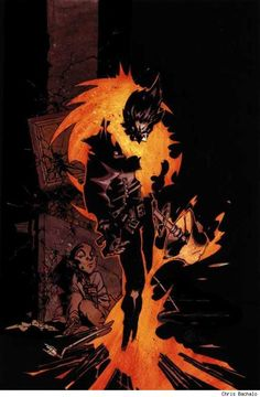 Chamber by Chris Bachalo