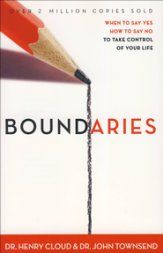 Boundaries, Softcover
