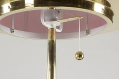 Brass Table Lamp by Hans-Agne Jakobsson 4