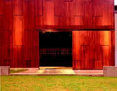 exterior theater door