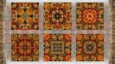 Create Symmetry Abstract Art in Photoshop