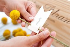 28 Trendy wedding table names diy escort cards Wedding Table Names, Diy Wedding Reception, Wedding Table Flowers, Card Box Wedding, Wedding Ideas, Wedding Rustic, Reception Ideas, Wedding Decorations, Wedding Blog