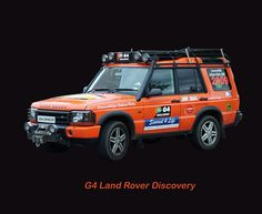 G4 #LandRover Discovery by kenjonbro, via Flickr