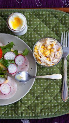 W kuchni Zouuzy: Sałatka z selerem