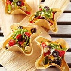 Chicken Taco Bowls