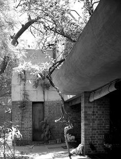Le Corbusier – Villa de Madame Manorama Sarabhai, Ahmedabad, 1951