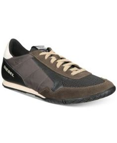 Diesel Men's Claw Action S-Tocla Sneakers - Black 10.5