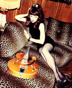 ~Poison Ivy - The Cramps ~*