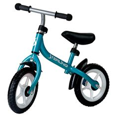 "WonkaWoo Ride & Glide Mini Cycle 10"" Balance Bike"