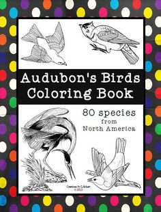 Cornells Feeder Birds Coloring Book Download Club Members Can Christianhomeschoolhubspruz