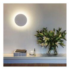 7249 Eclipse Round 250 1 Light Wall Light