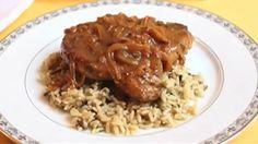 Chef John's Smothered Pork Chops