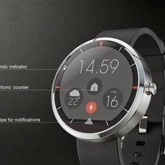 Moto #smartwatch