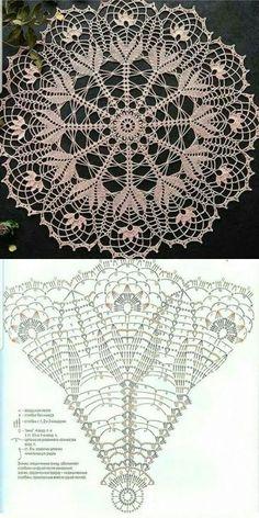Free Crochet Doily Patterns, Crochet Bunny Pattern, Crochet Art, Thread Crochet, Crochet Designs, Crochet Crafts, Crochet Patron, Crochet Dollies, Crochet Decoration