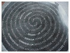 Circles of Knowledge, 2000