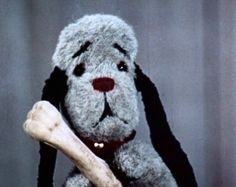 Sweep joined The Sooty Show in as a friend to fellow puppet Sooty. 1970s Childhood, My Childhood Memories, Sweet Memories, Retro Toys, Vintage Toys, Kids Tv Programs, Unusual Animals, Classic Tv, My Memory